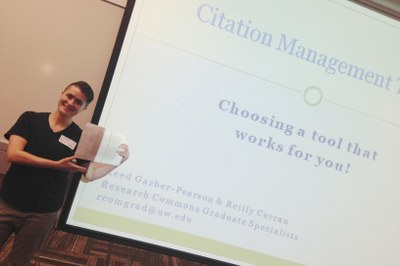 Citation management presentation