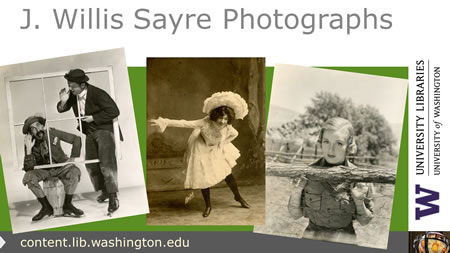 J. Willis Sayre Photograph collection