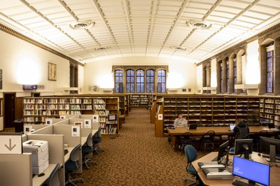 East Asia Library Reading Room