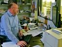 Steve in Serials Cataloging