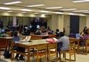 Suzzallo 1st Floor Study Area A