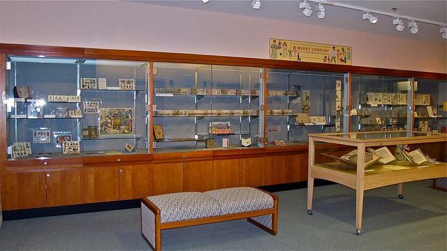 Special Collections Exhibit-640-by Curtis Cronn