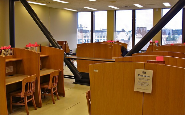 Suzzallo Assigned Study Carrels A