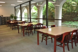 Suzzallo Ground Floor Study Area A