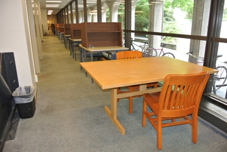 Suzzallo Ground Floor Study Area E