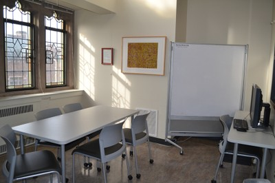 Suzzallo Group Study Rooms D