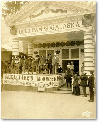 gold camps
